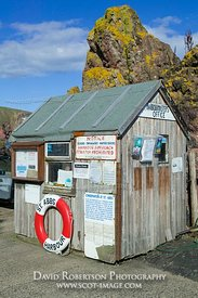 Image - Harbour Master's Office, St Abbs, Scotland