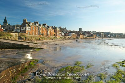 Image - The beach and seafront at North Berwick, East Lothian, Scotland