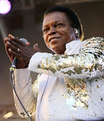 LEE FIELDS @ La Défense Jazz Festival 2018