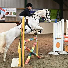 15/03/2020 - Class 12 - Unaffiliated showjumping - Brook Farm training centre - UK