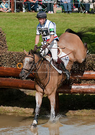 Harry Meade and Dunauger at Burghley Horse Trials 2009 - Land Rover Burghley Horse Trials 2009