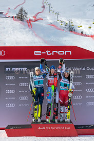 FIS Ski World Cup 2019 Ladies in St.Moritz