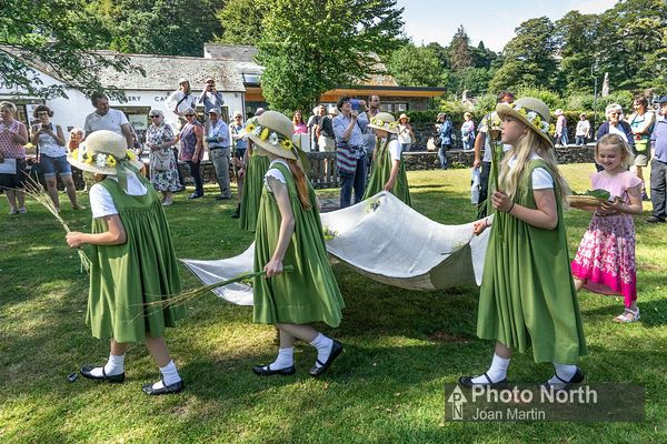 GRASMERE 70H - Grasmere Rushbearing