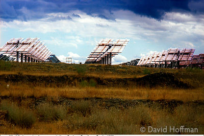 Solar power Sorbas, Spain 1