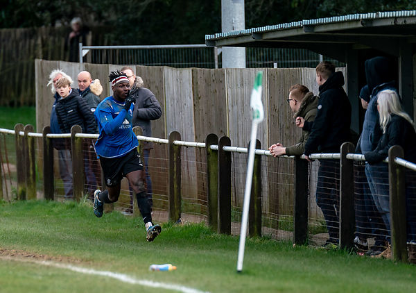 2020-03-14 - Rusthall v Forest Hill Park