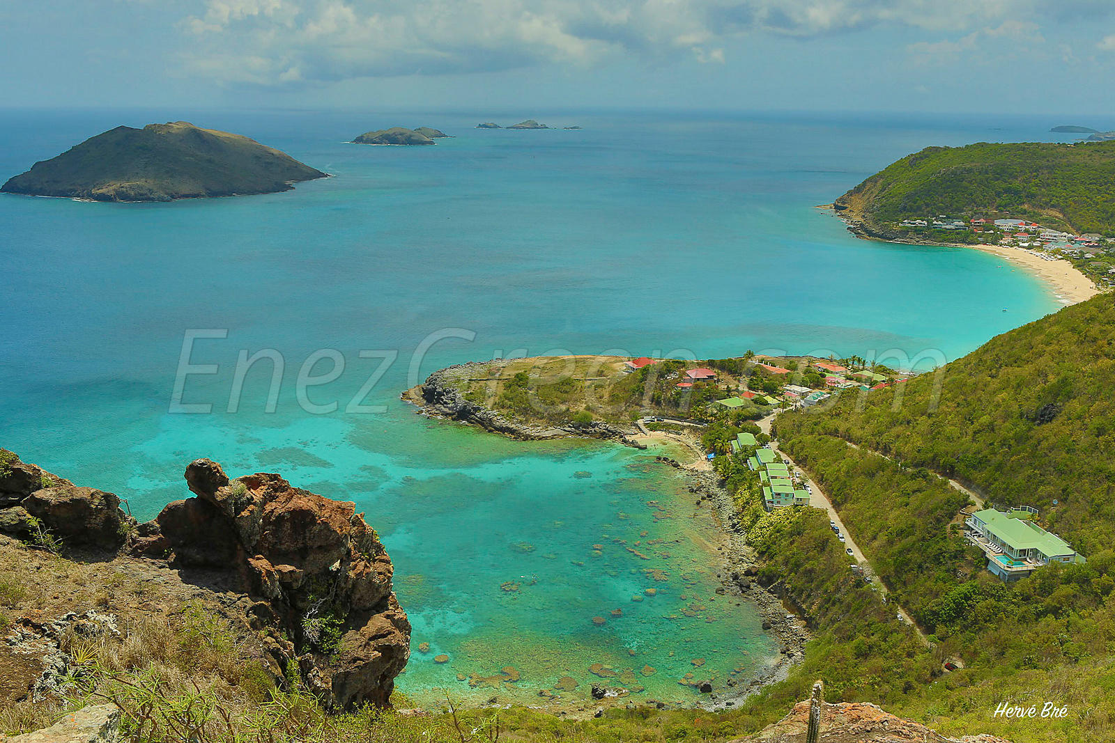 Saint-Barthélemy point of view