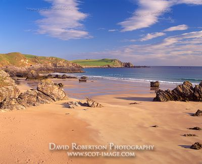 Image - Sango Bay beach, Durness, Sutherland, Scotland