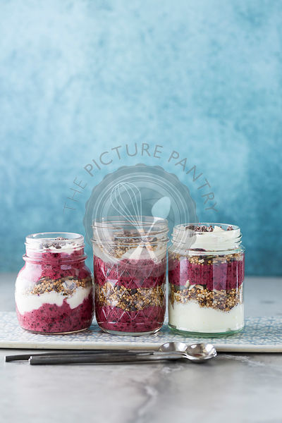 Layered Breakfast Jar