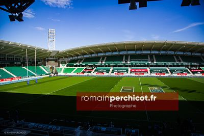 TOP 14 : PAU vs TOULOUSE