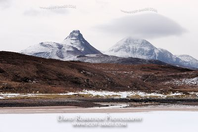 Image - Stac Pollaidh and Cul Beag from Achnahaird, Inverpolly, Scotland