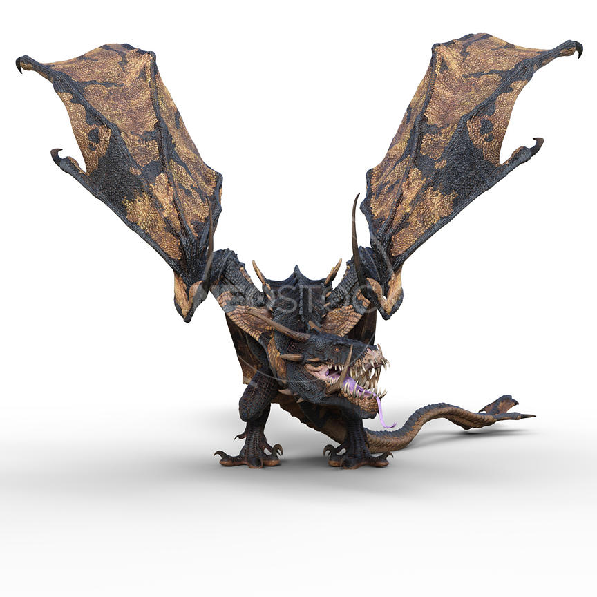 34-CG-creature-ultimate-dragon-wyvern-neostock