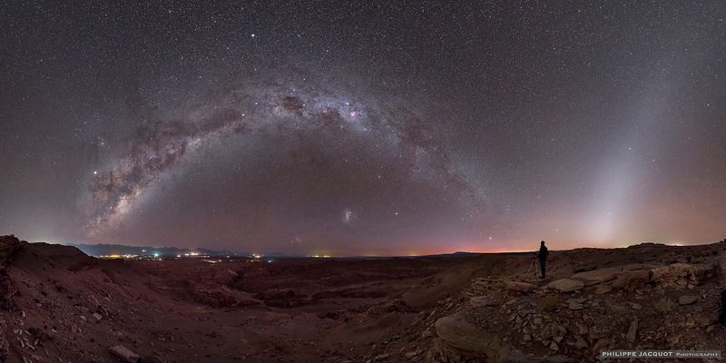 Plunge into the Universe - San Pedro de Atacama - Chile