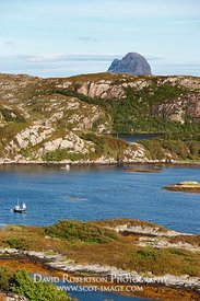 Image - Suilven, Sutherland, Scotland