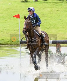 Louisa Milne Home and GRANTSTOWN HARRY, Blair Castle International Horse Trials 2019