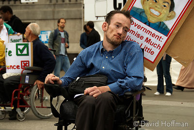 Liberty, a disability rights festival 2006