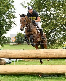 Jesse Campbell and CLEVELAND - Upton House Horse Trials 2019.